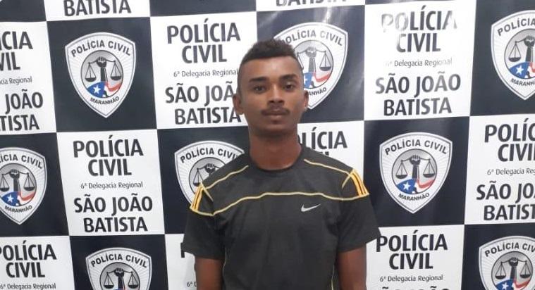 Baixada Maranhense – Operação policial prende suspeito de vários assaltos em São Vicente e São João Batista